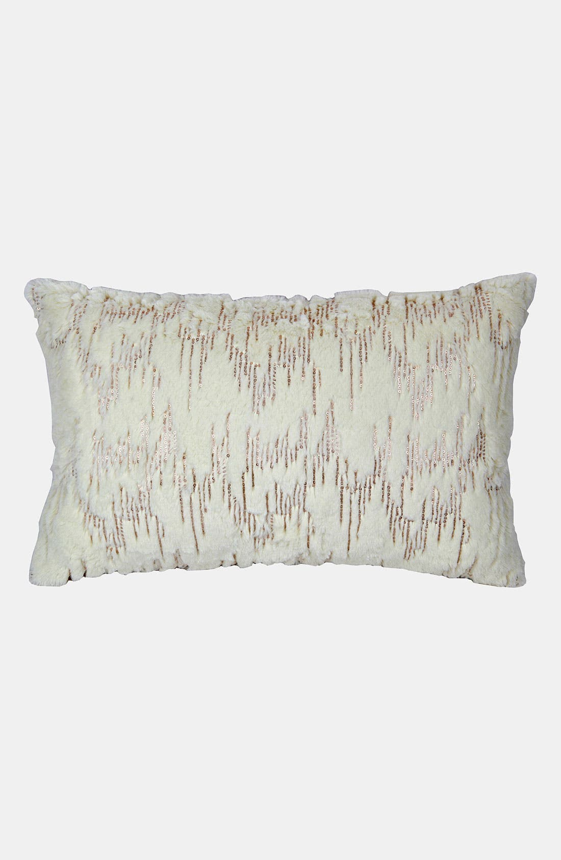 Main Image - Blissliving Home 'Chateau' Faux Fur Pillow (Online Only)