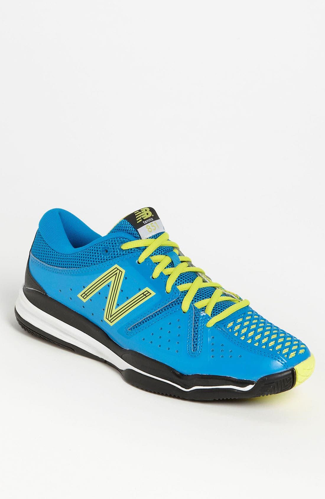 Alternate Image 1 Selected - New Balance '851' Tennis Shoe (Men)