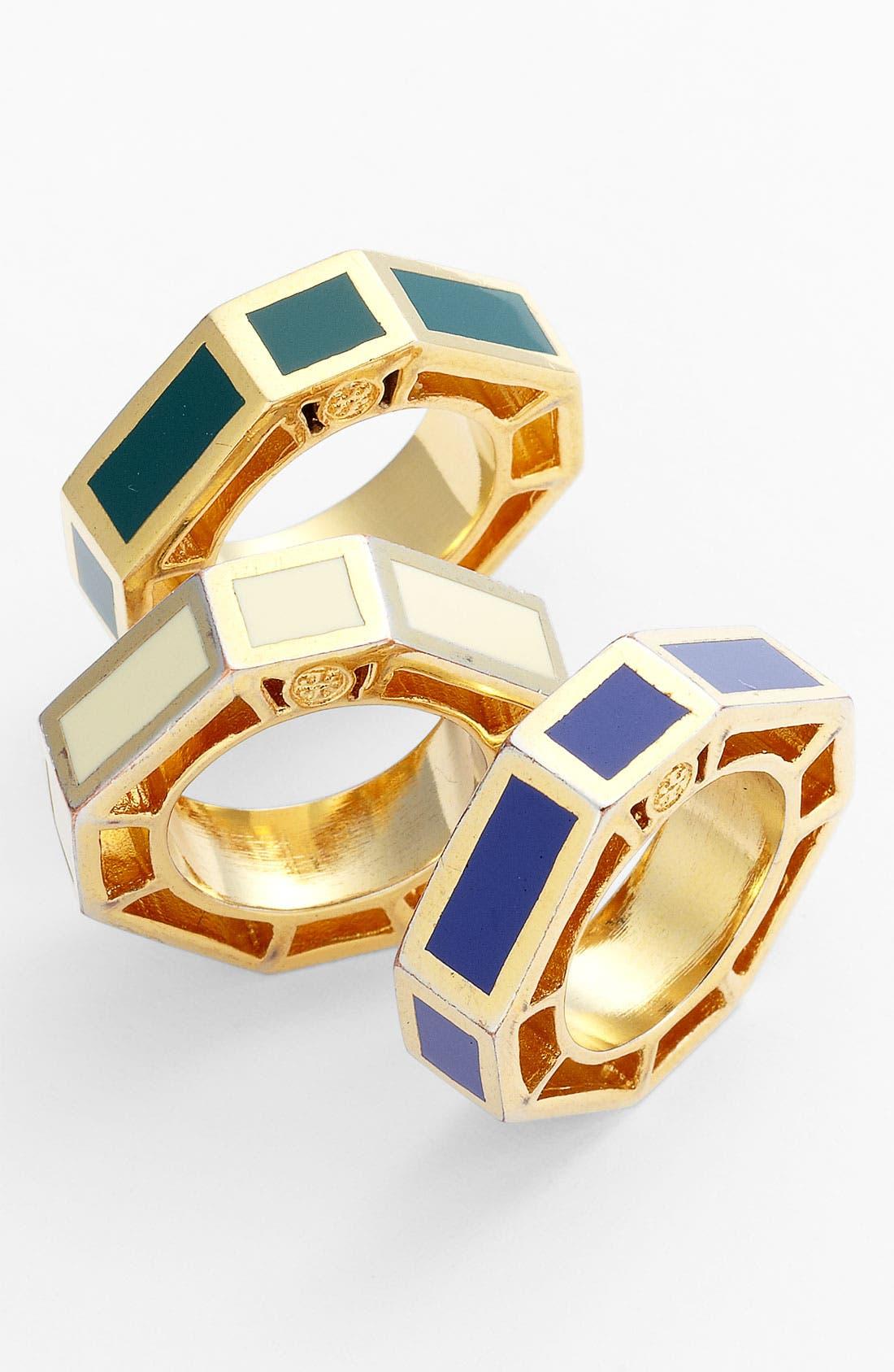 Alternate Image 1 Selected - Tory Burch 'Rylan' Ring