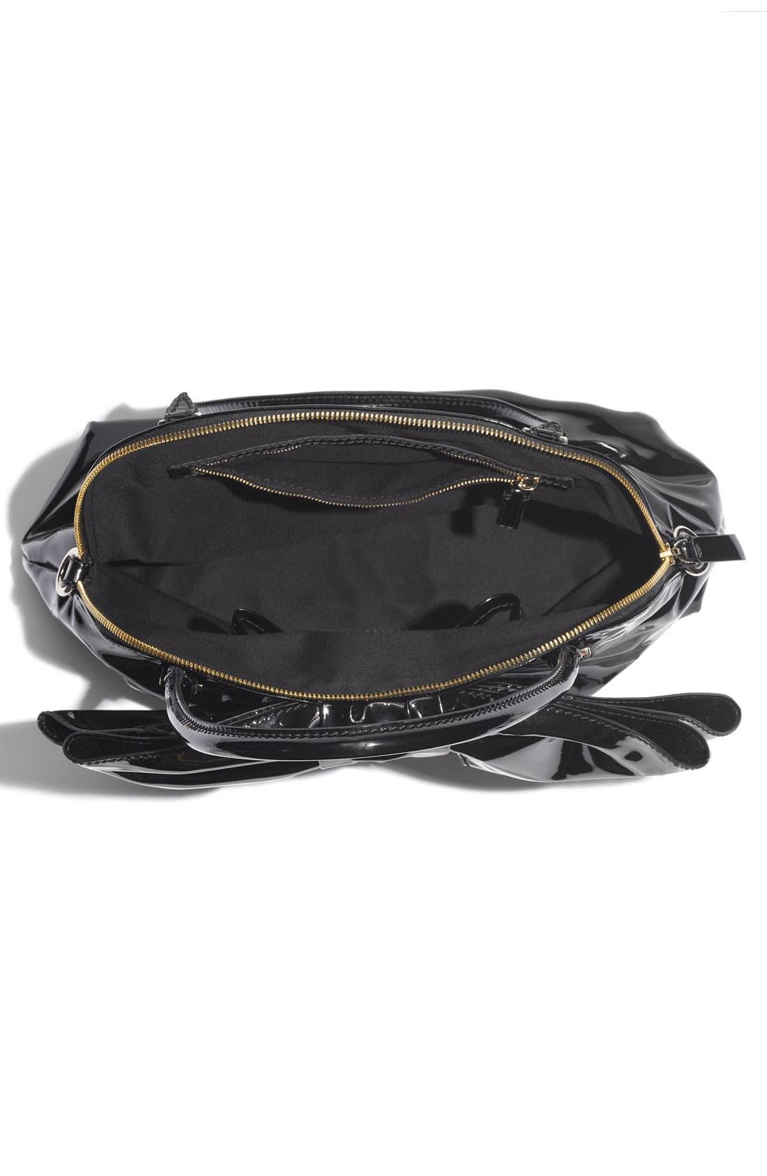 Alternate Image 3  - Valentino 'Lacca Bow' Dome Handbag