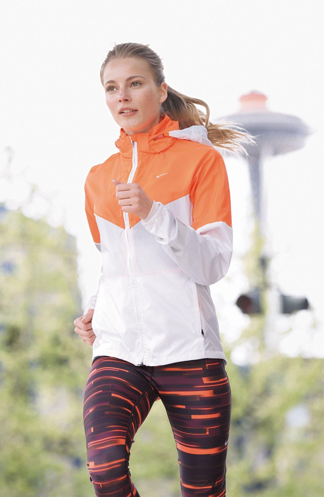 Alternate Image 5  - Nike 'Vapor' Running Jacket