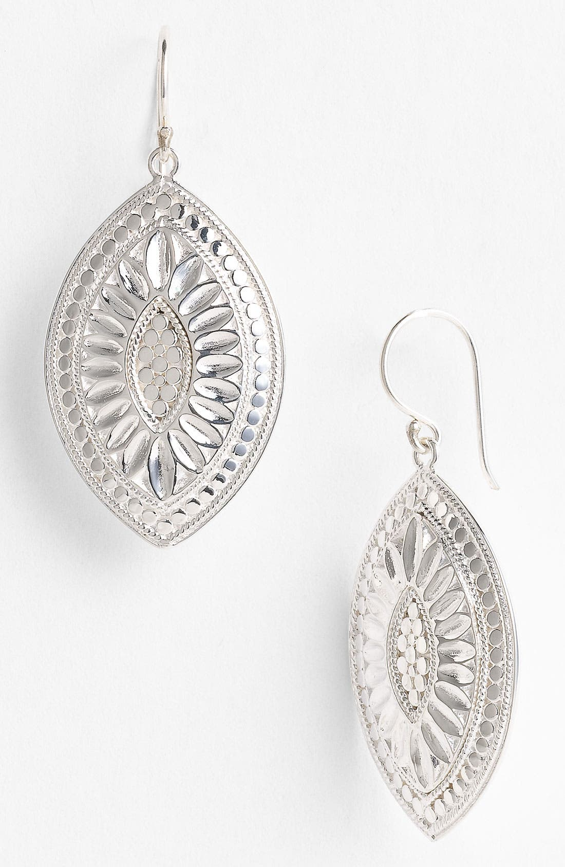 Alternate Image 1 Selected - Anna Beck 'Leaf' Medium Drop Earrings (Nordstrom Exclusive)