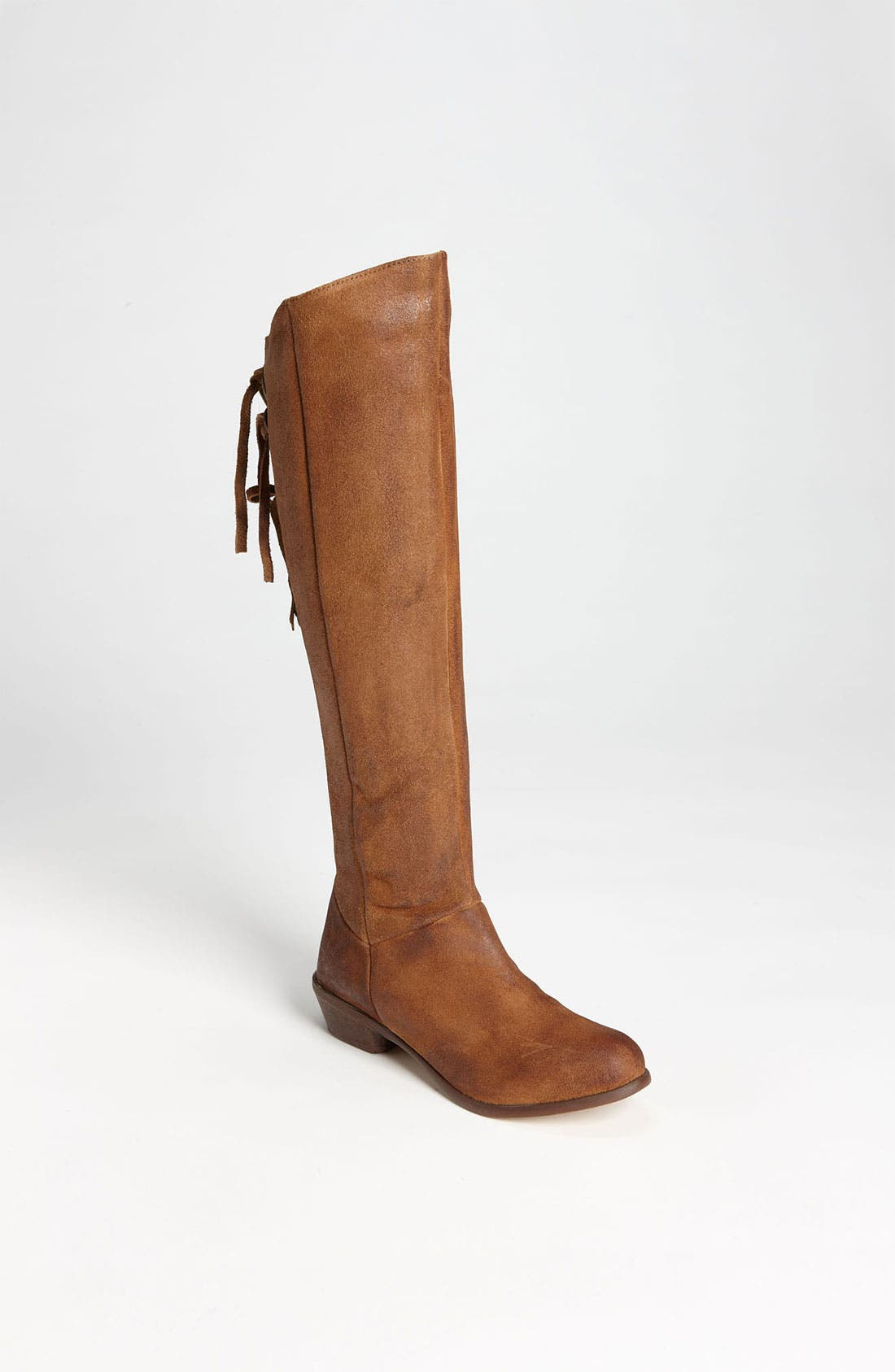 Main Image - Naughty Monkey 'Bullet' Over the Knee Boot