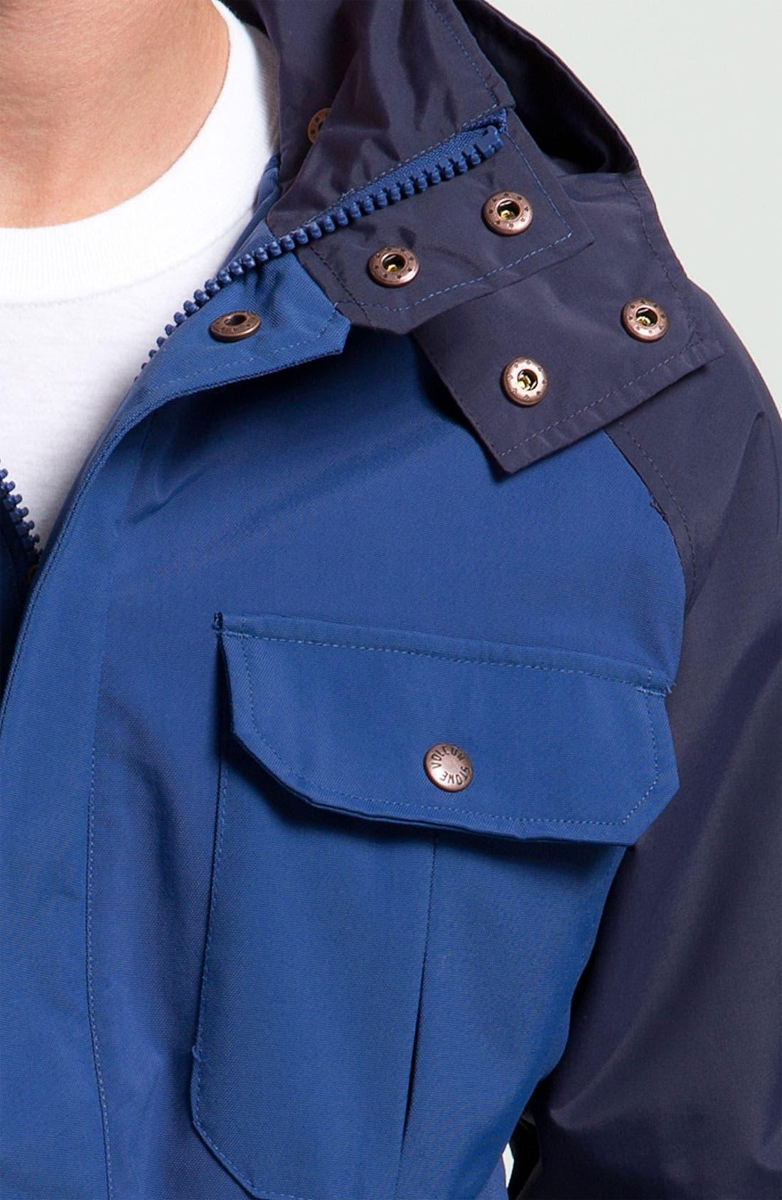 Alternate Image 3  - Volcom 'Backstep' Jacket