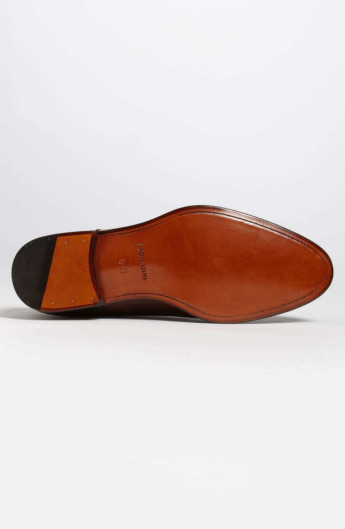 Alternate Image 4  - Magnanni 'Turia' Double Monk Strap Slip-On