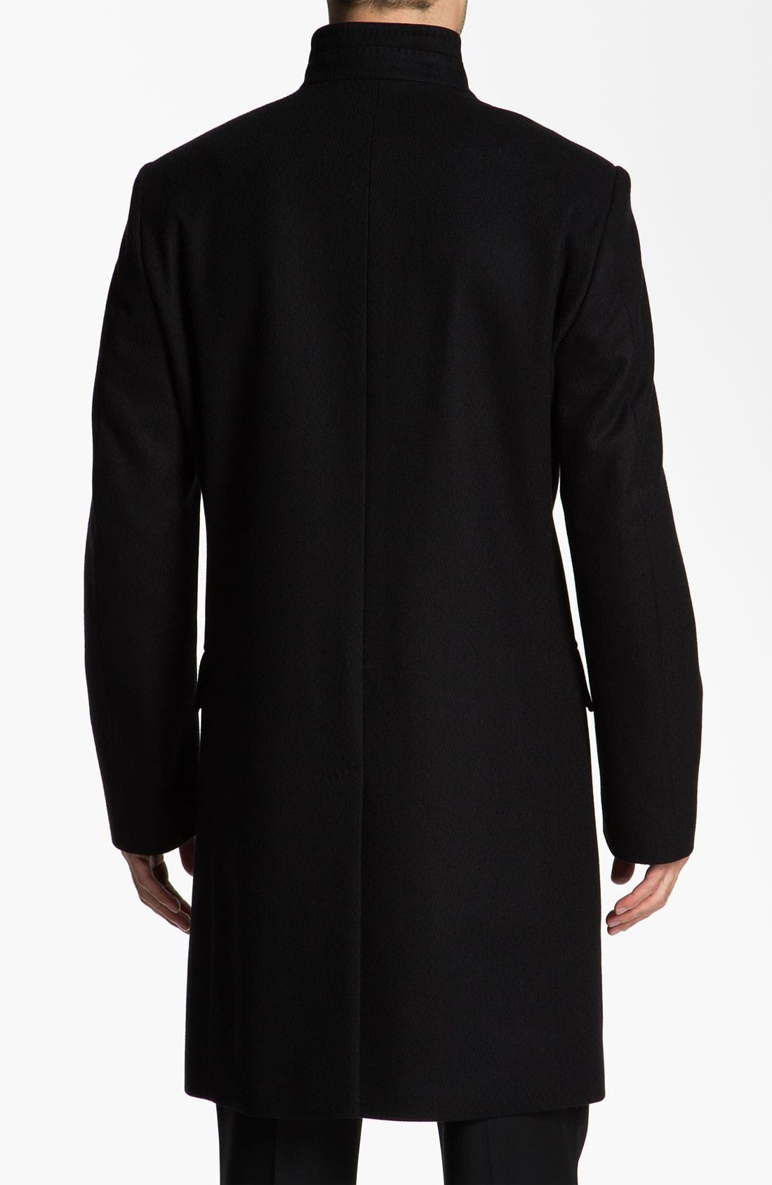 Alternate Image 2  - BOSS Black 'Sintrax' Top Coat