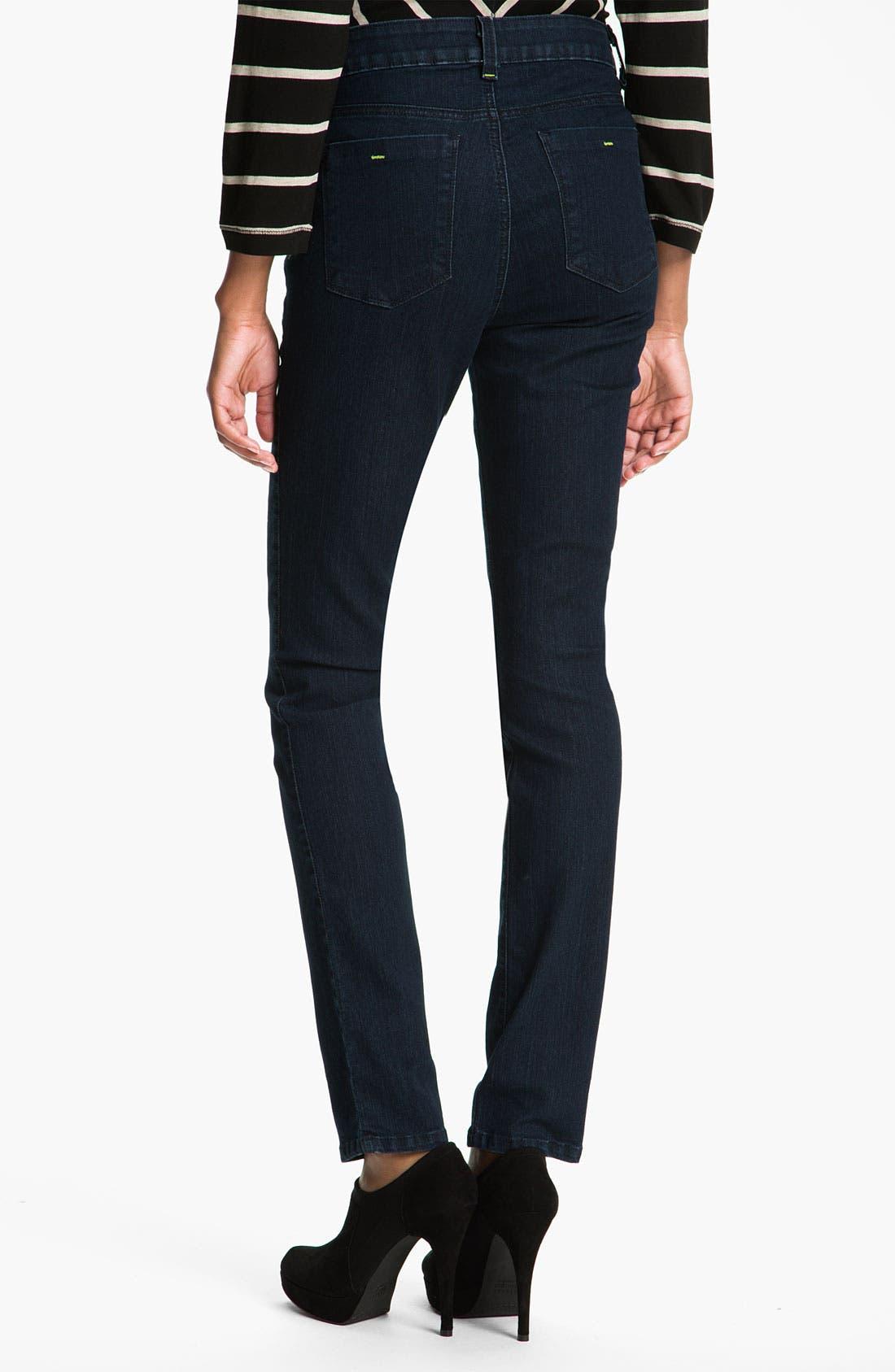 Alternate Image 2  - Miraclebody 'Betty' Skinny Stretch Jeans