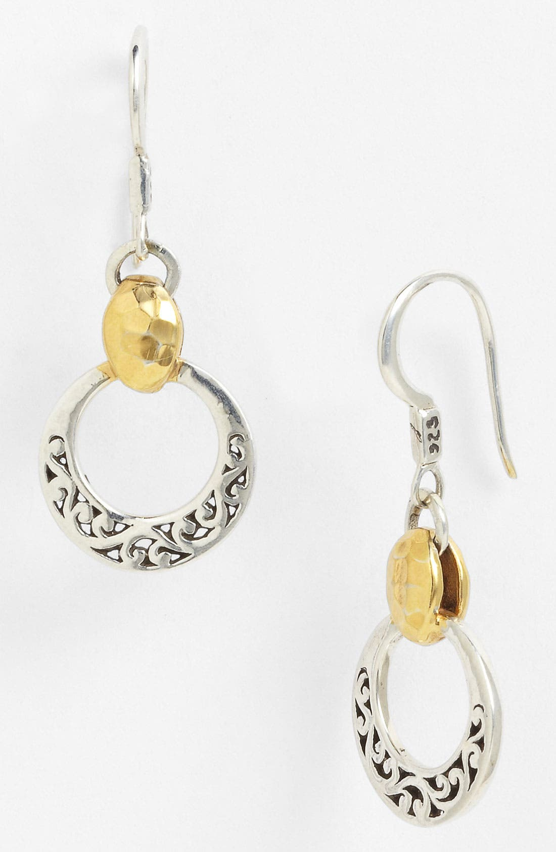 Alternate Image 1 Selected - Lois Hill 'Marquise' Drop Earrings