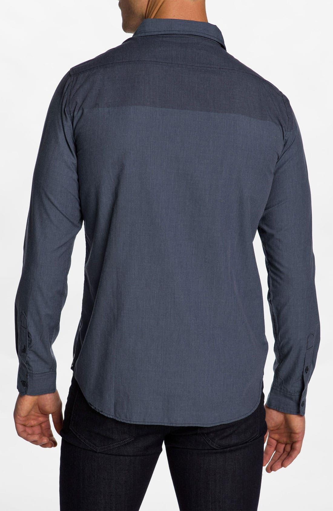 Alternate Image 2  - Ezekiel 'Graceland' Chambray Shirt