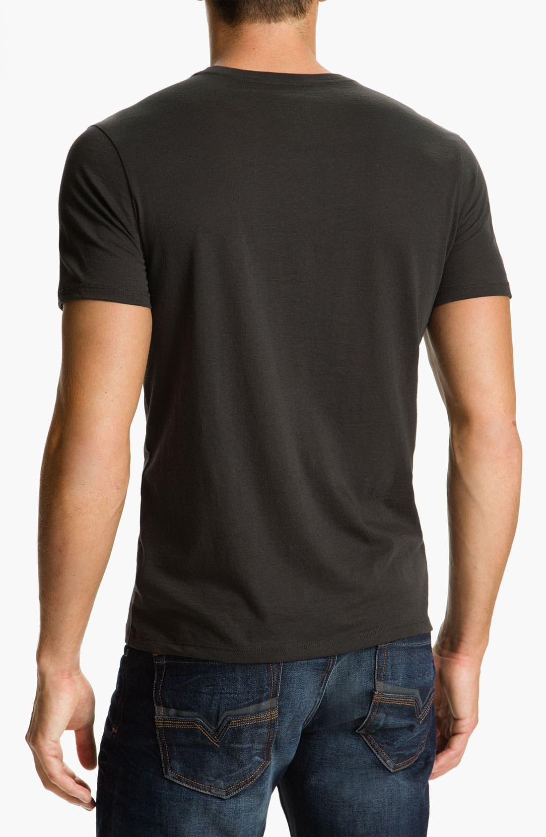 Alternate Image 2  - Vince V-Neck T-Shirt