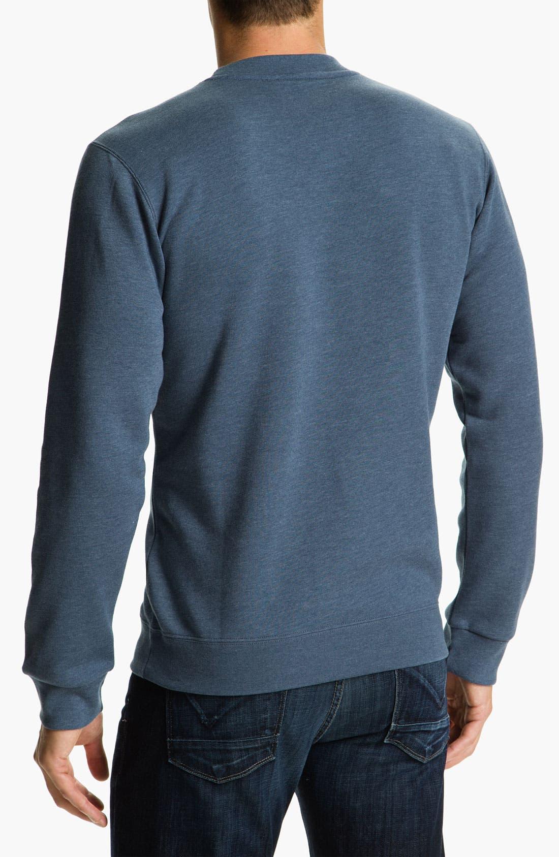 Alternate Image 2  - WeSC 'Icon' Crewneck Sweatshirt