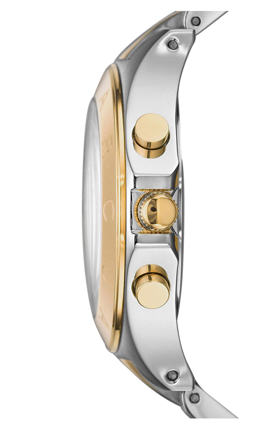 Alternate Image 3  - MARC JACOBS 'Blade' Crystal Index Watch, 40mm