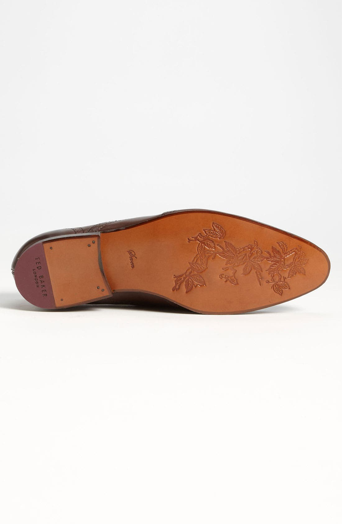 Alternate Image 4  - Ted Baker London 'Alarias' Kiltie Loafer