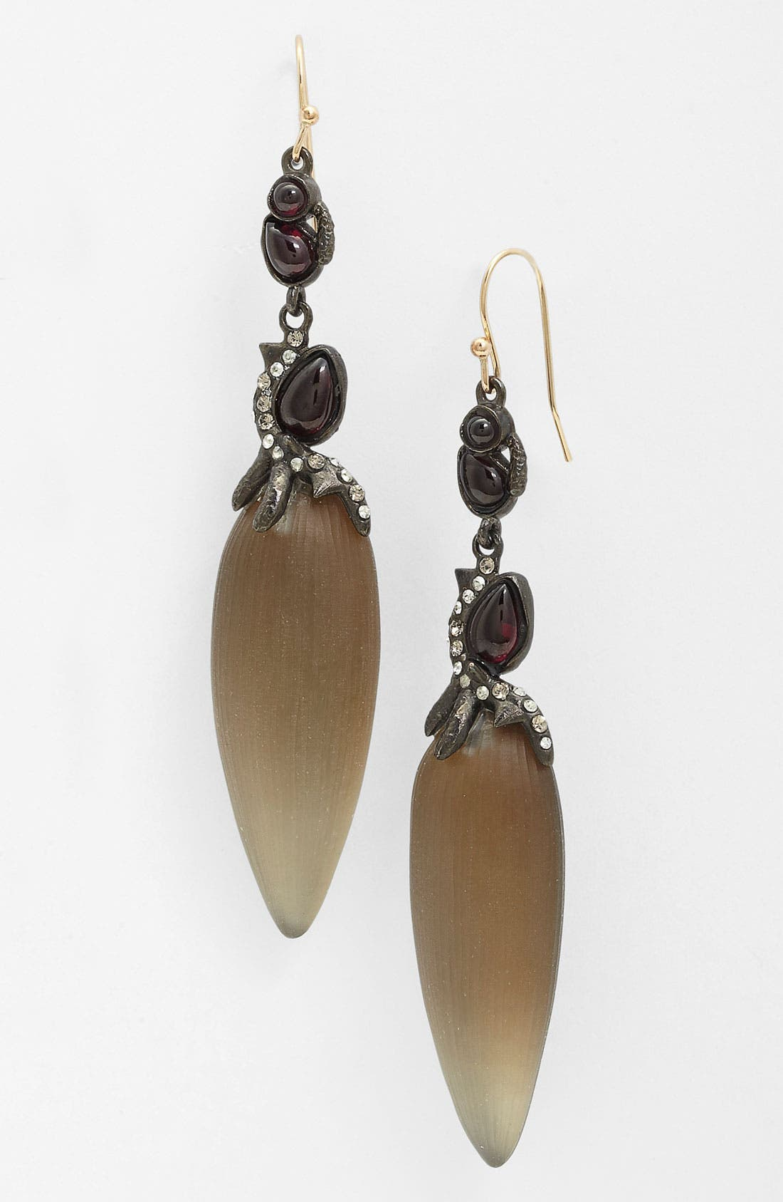 Alternate Image 1 Selected - Alexis Bittar 'Allegory' Elongated Drop Earrings (Nordstrom Exclusive)