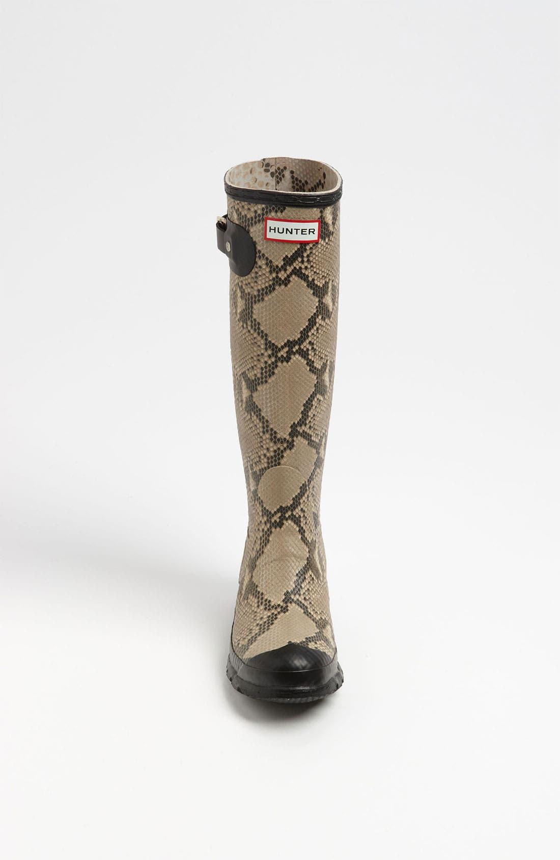 Alternate Image 3  - Hunter 'Carnaby' Rain Boot (Women)