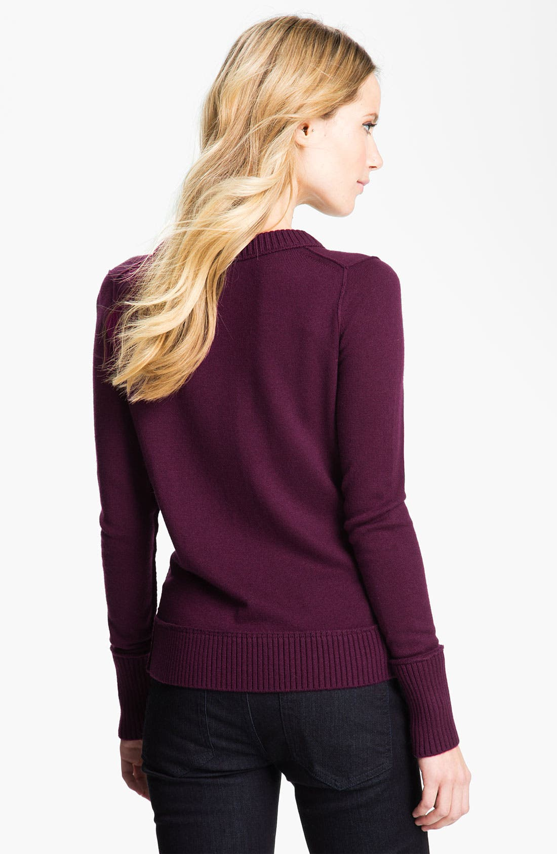 Alternate Image 2  - Tory Burch 'Bridgette' Sweater