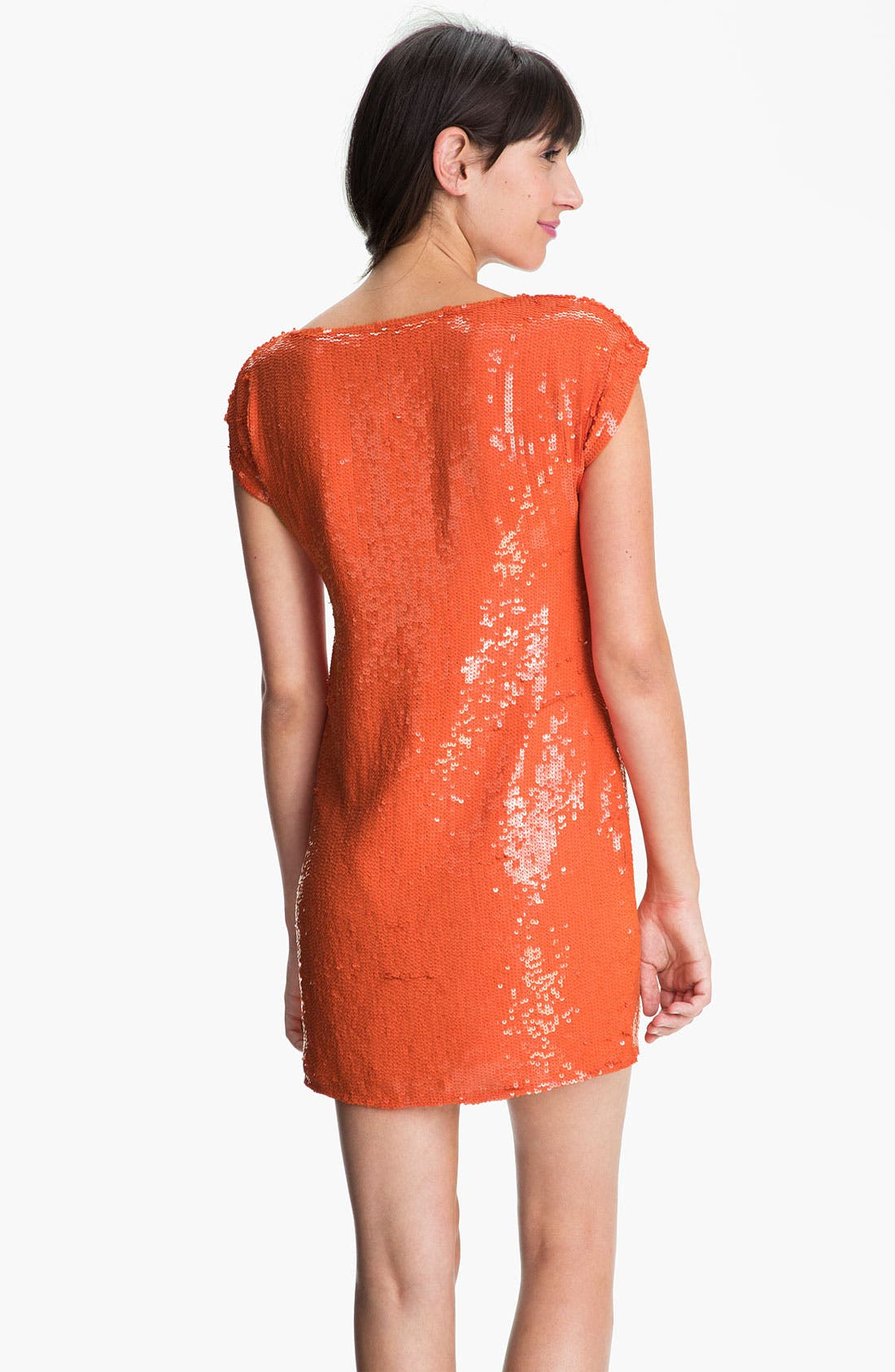 Alternate Image 2  - Trina Turk Sequin Shift Dress