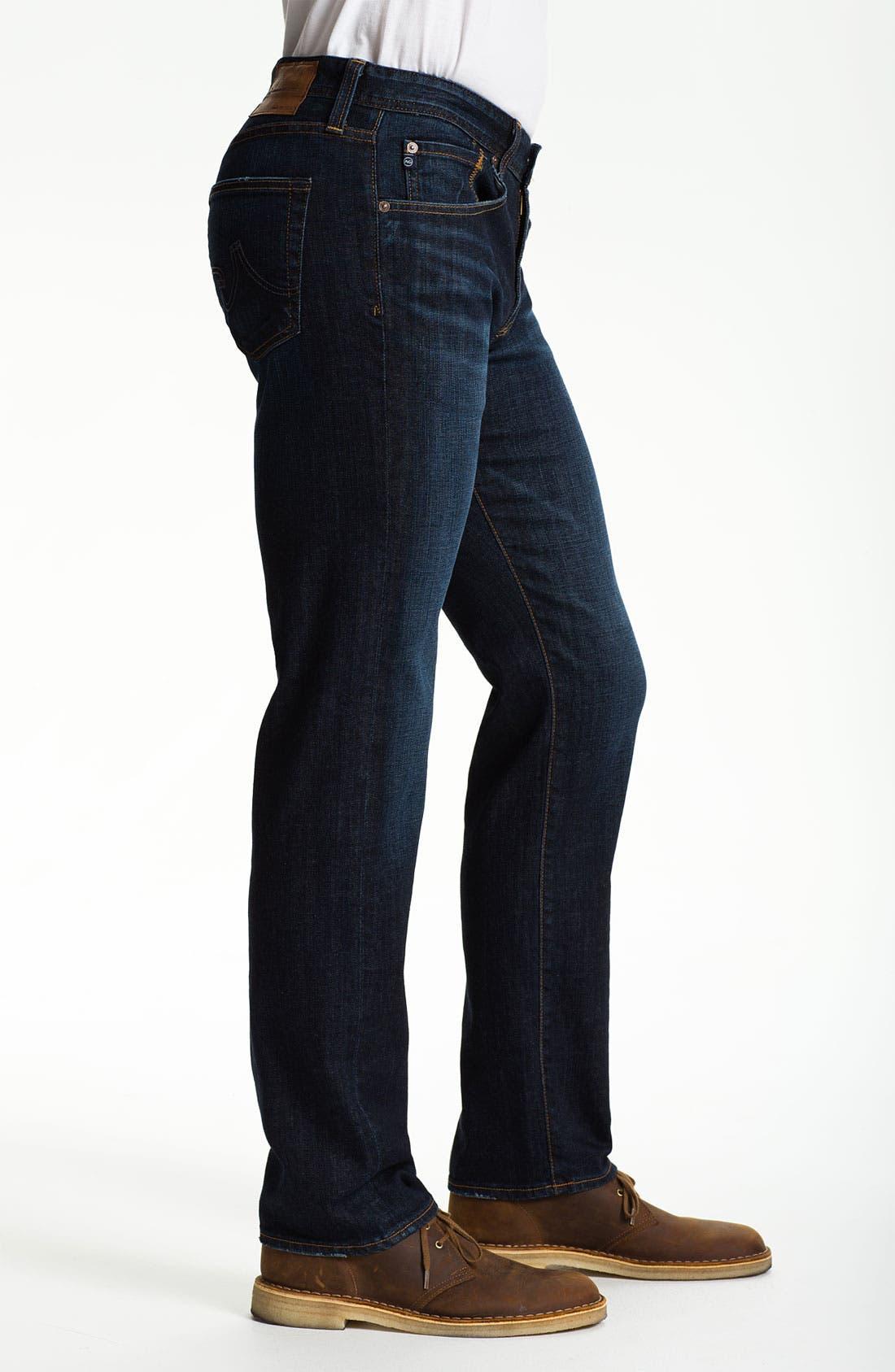 Alternate Image 3  - AG 'Matchbox' Slim Fit Jeans (Robinson)