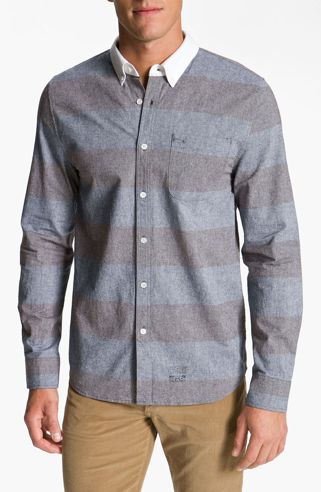 Alternate Image 1 Selected - Penny Stock 'Penny Oxford' Shirt