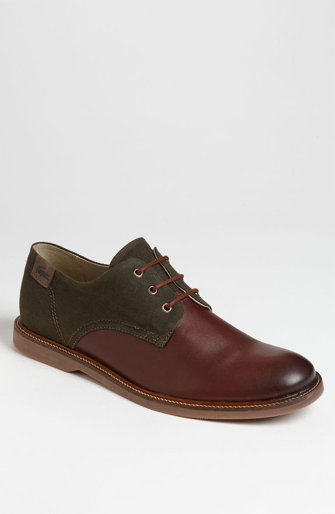Main Image - Lacoste 'Sherbrooke 5' Buck Shoe
