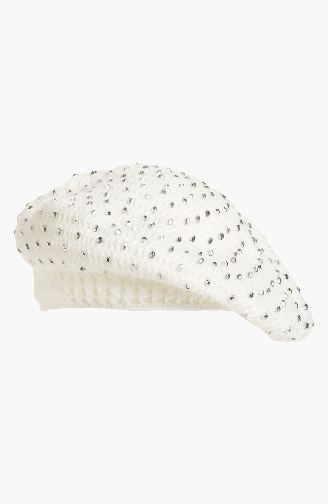 Alternate Image 1 Selected - Collection XIIX 'Rockstar' Beret