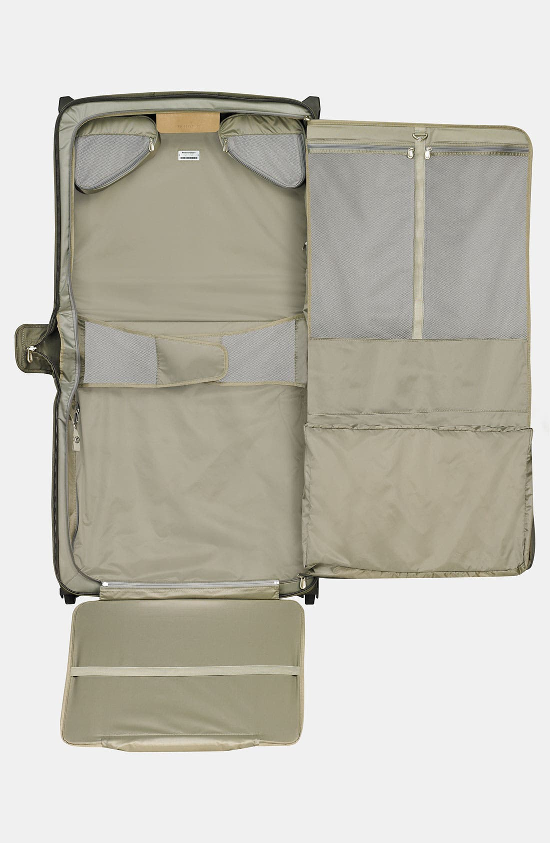 Alternate Image 2  - Briggs & Riley 'Baseline - Deluxe' Rolling Garment Bag