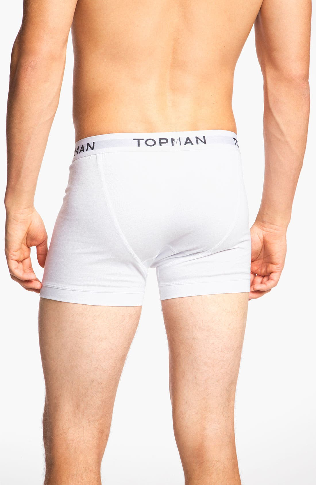 Alternate Image 5  - Topman Boxer Briefs (3-Pack)