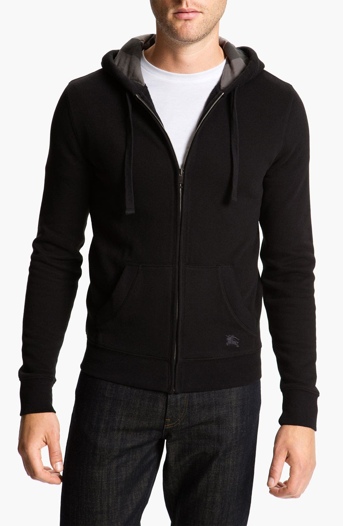 Main Image - Burberry Brit 'Chester' Zip Hoodie
