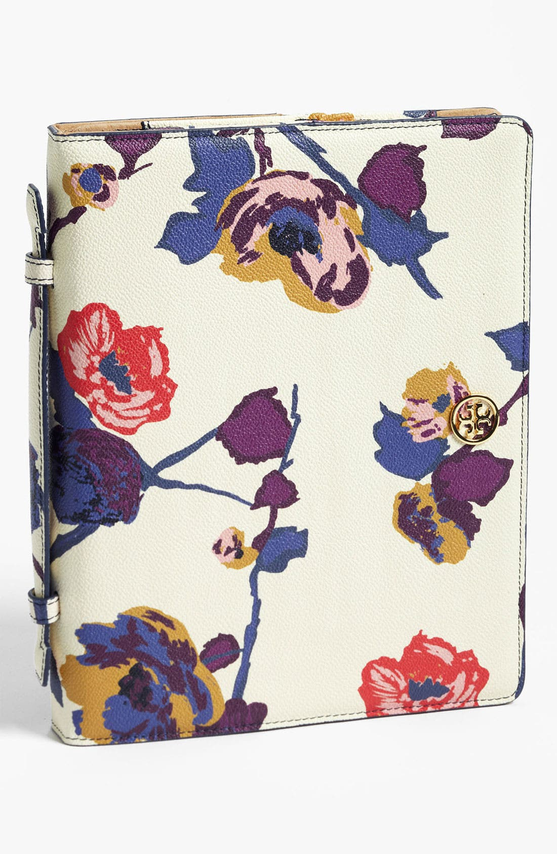 Alternate Image 1 Selected - Tory Burch 'Robinson' iPad 2 & 3 Case