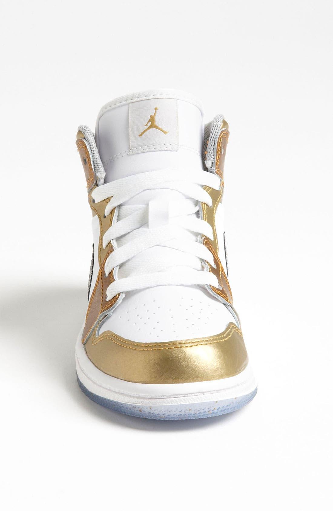 Alternate Image 3  - Nike 'Jordan 1 Phat' Sneaker (Toddler & Little Kid)