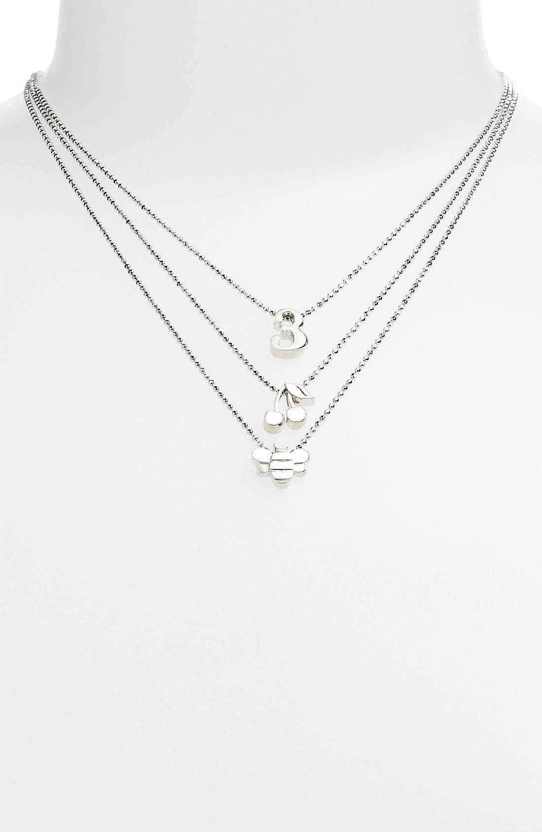 Alternate Image 4  - Alex Woo 'Little Vegas' Cherries Pendant Necklace