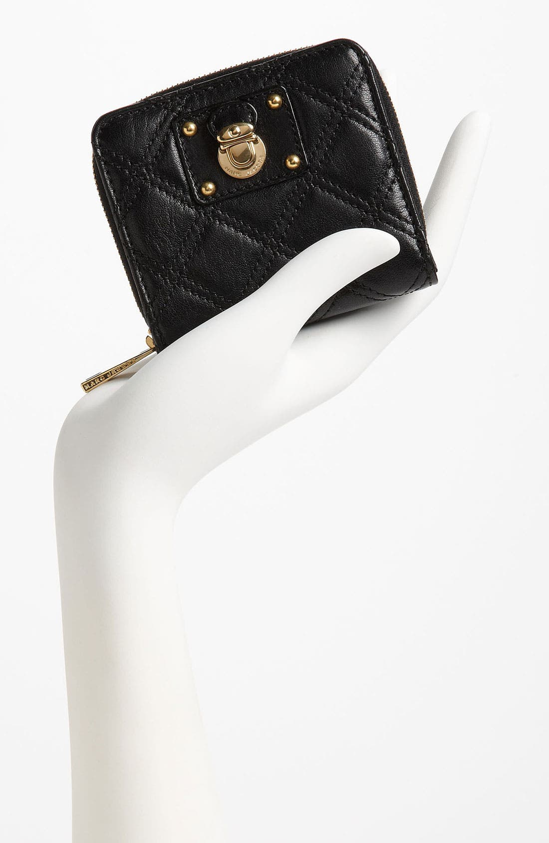 Alternate Image 4  - MARC JACOBS 'Anabela' Leather French Wallet