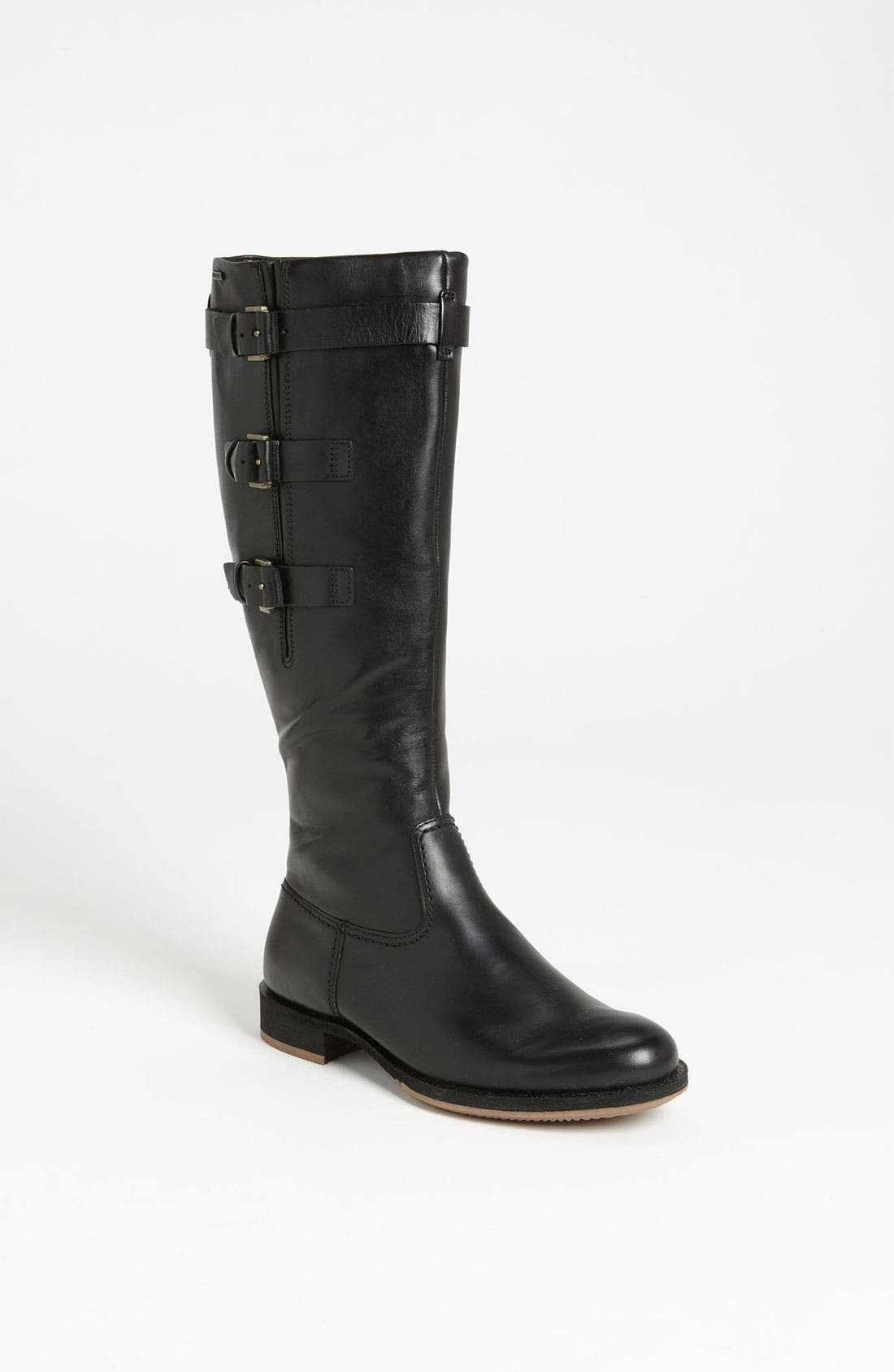 Main Image - ECCO 'Saunter GTX Tall 3 Buckle' Boot