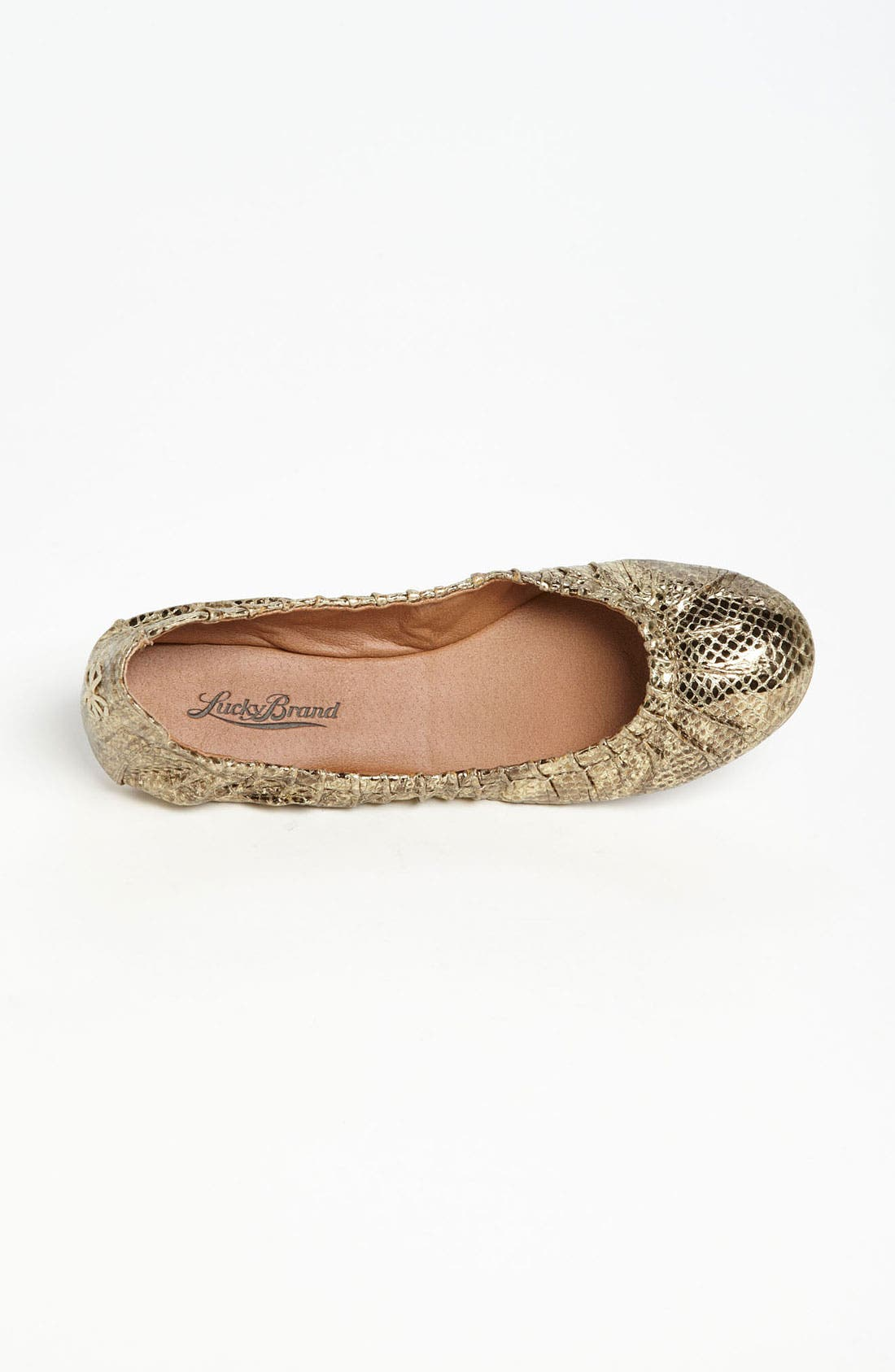 Alternate Image 3  - Lucky Brand 'Erla' Flat