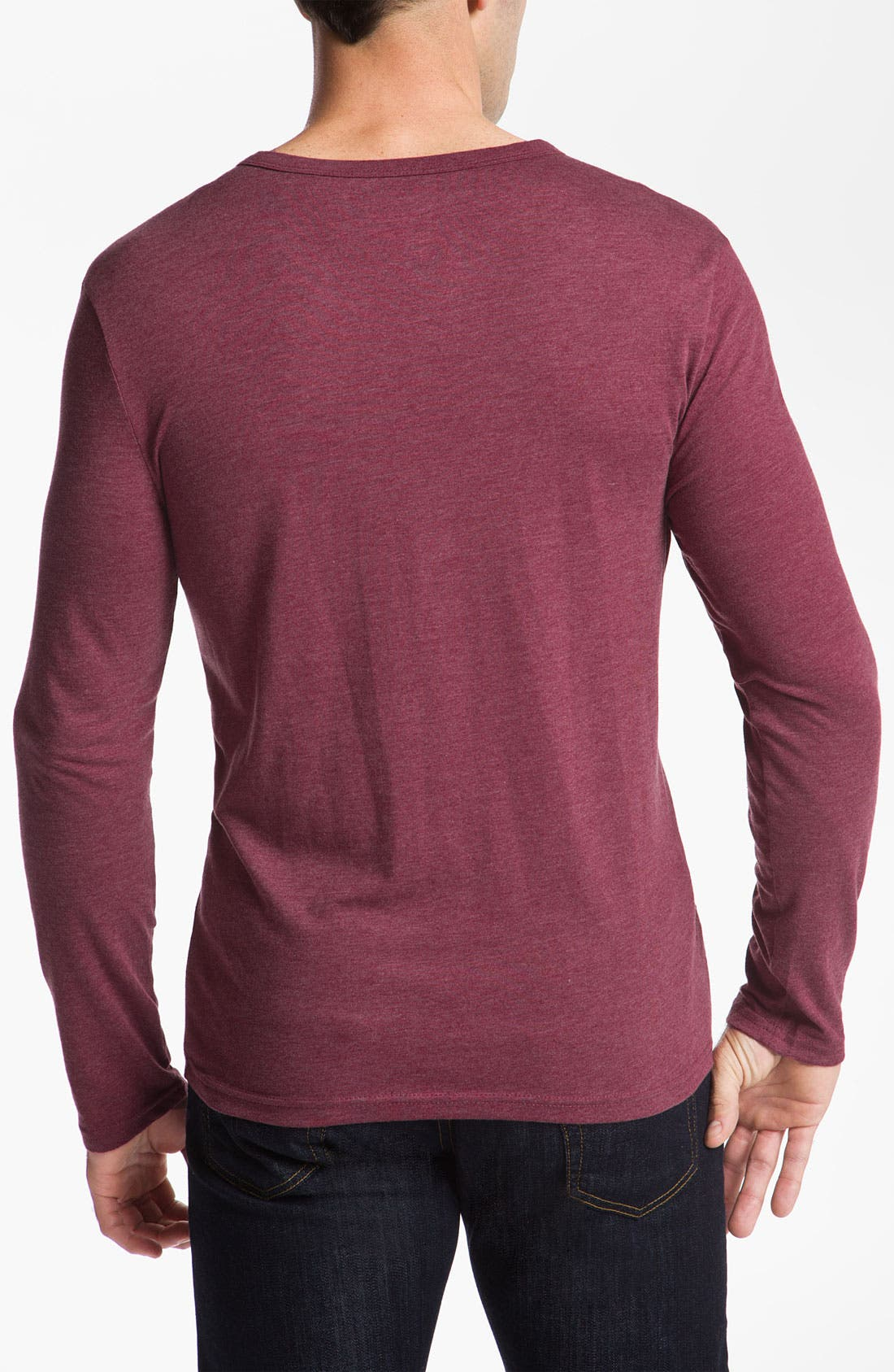 Alternate Image 2  - The Rail by Public Opinion Long Sleeve T-Shirt
