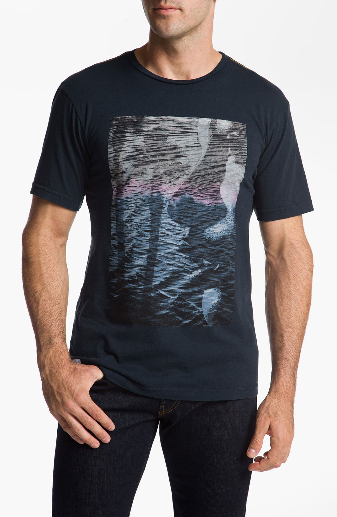 Alternate Image 1 Selected - Katin 'Profile' T-Shirt