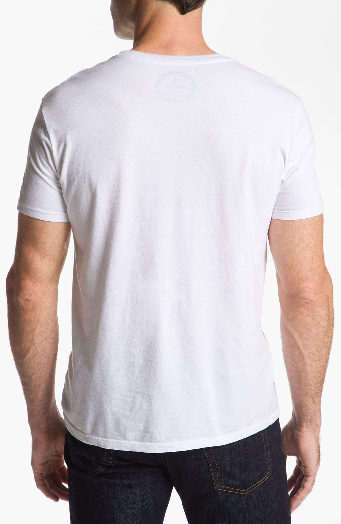 Alternate Image 2  - CXXVI 'Look No Further' Trim Fit T-Shirt