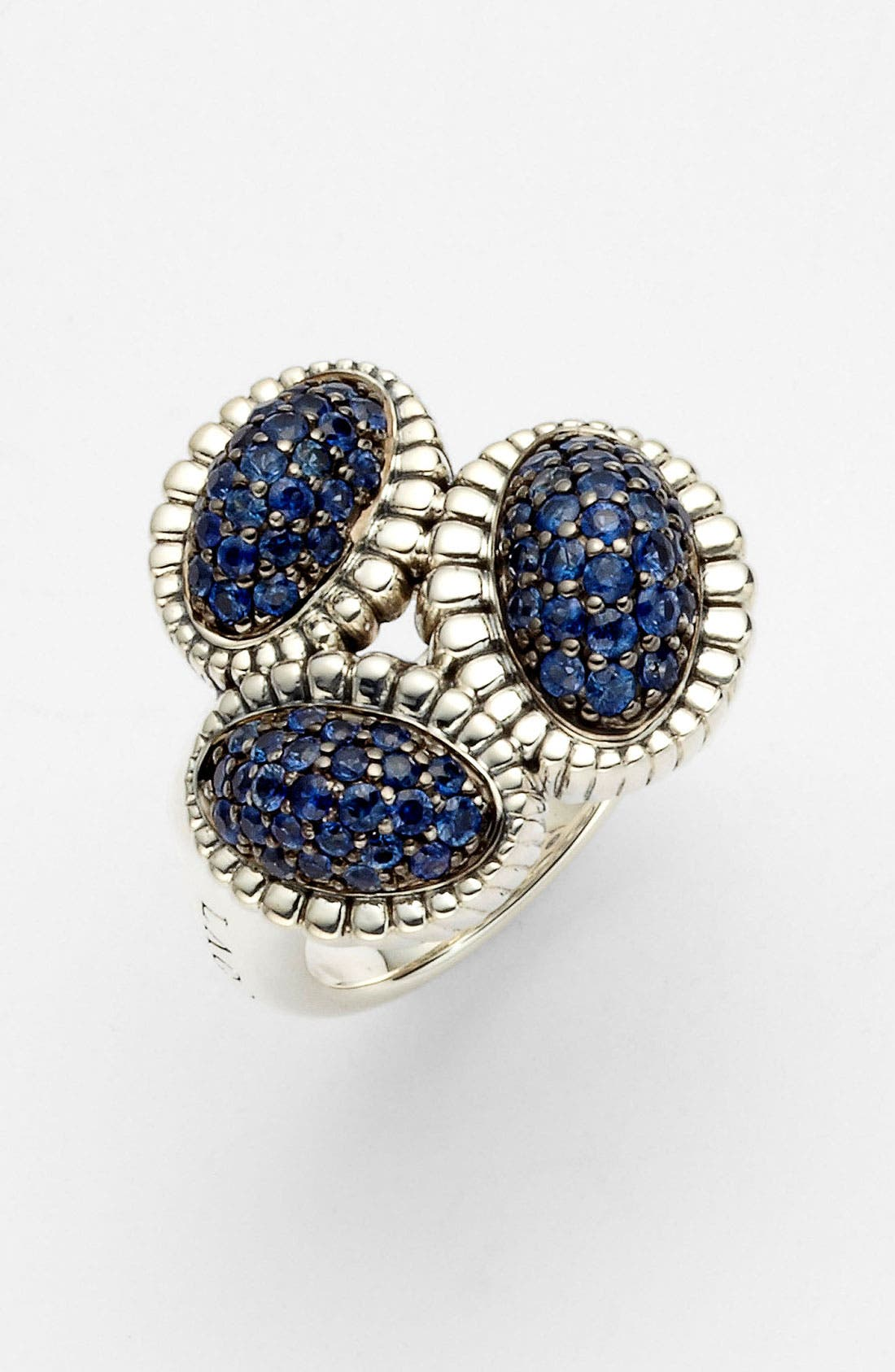 Alternate Image 1 Selected - Lagos 'Muse' Cluster Statement Ring (Online Only)