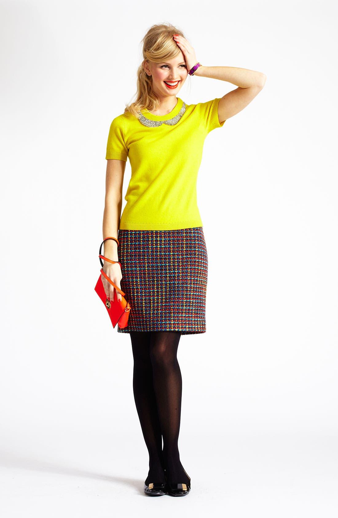 Alternate Image 5  - kate spade new york 'tippy' embellished sweater