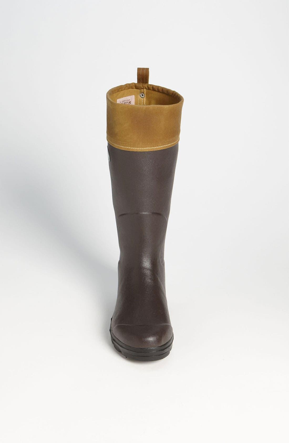 Alternate Image 3  - Le Chameau 'Filson Anjou' Rain Boot (Online Only)