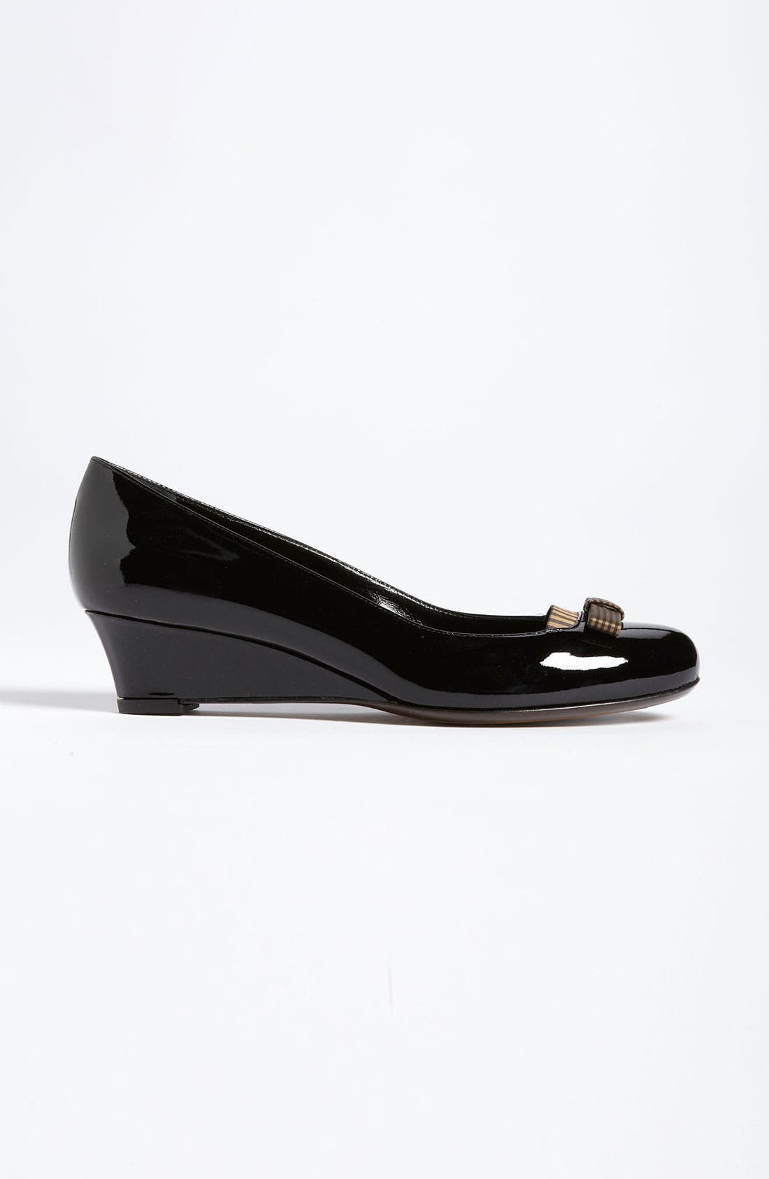 Alternate Image 3  - Fendi 'Charleston' Demi Wedge Pump