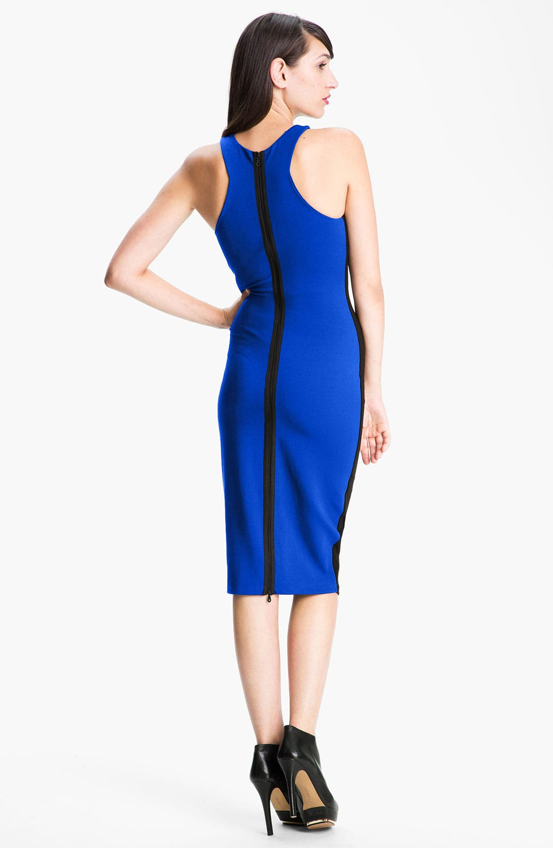 Alternate Image 2  - Felicity & Coco Colorblock Racerback Sheath Dress (Nordstrom Exclusive)