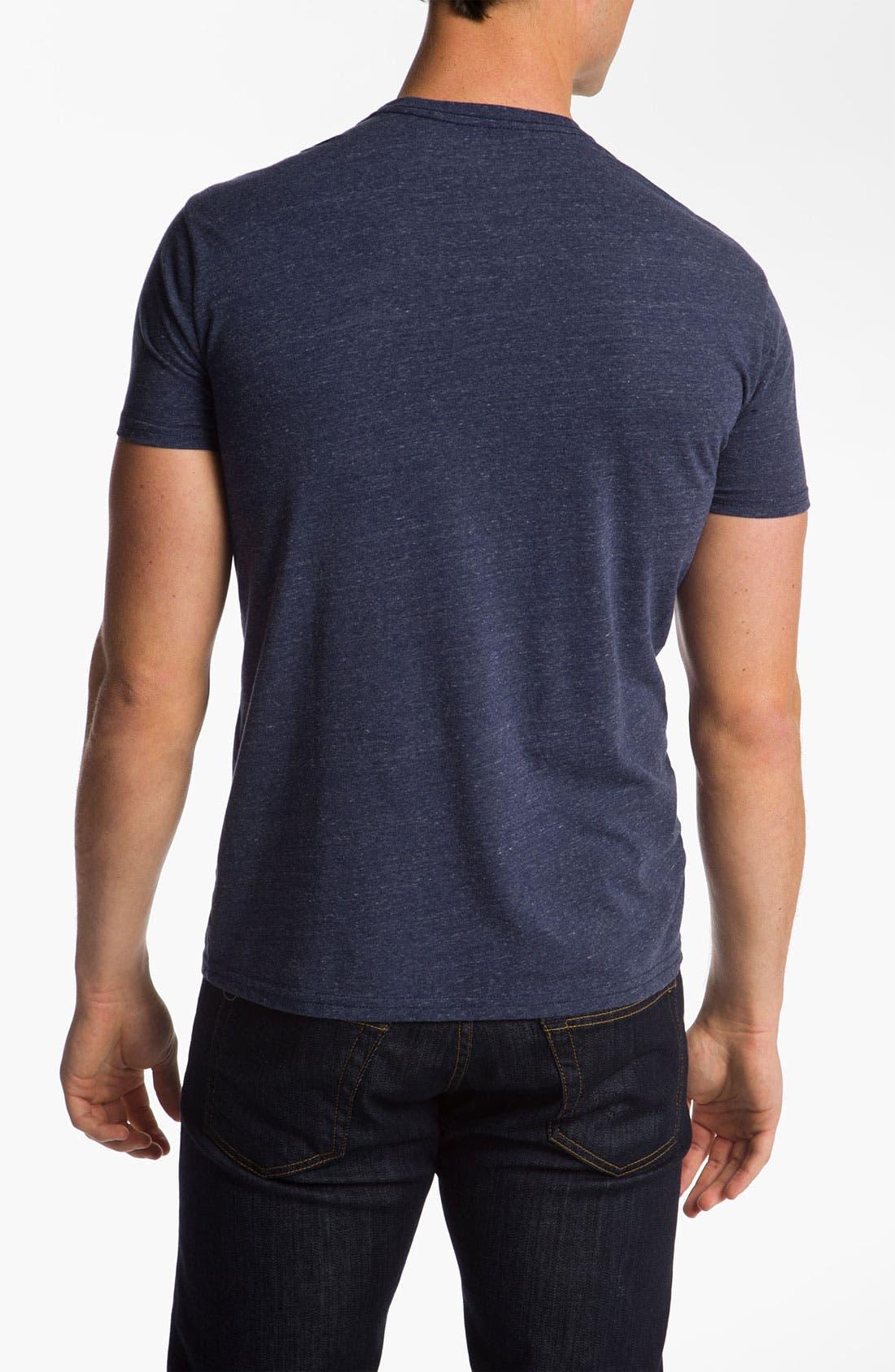 Alternate Image 2  - The Original Retro Brand 'Xavier Musketeers - Stitch' T-Shirt
