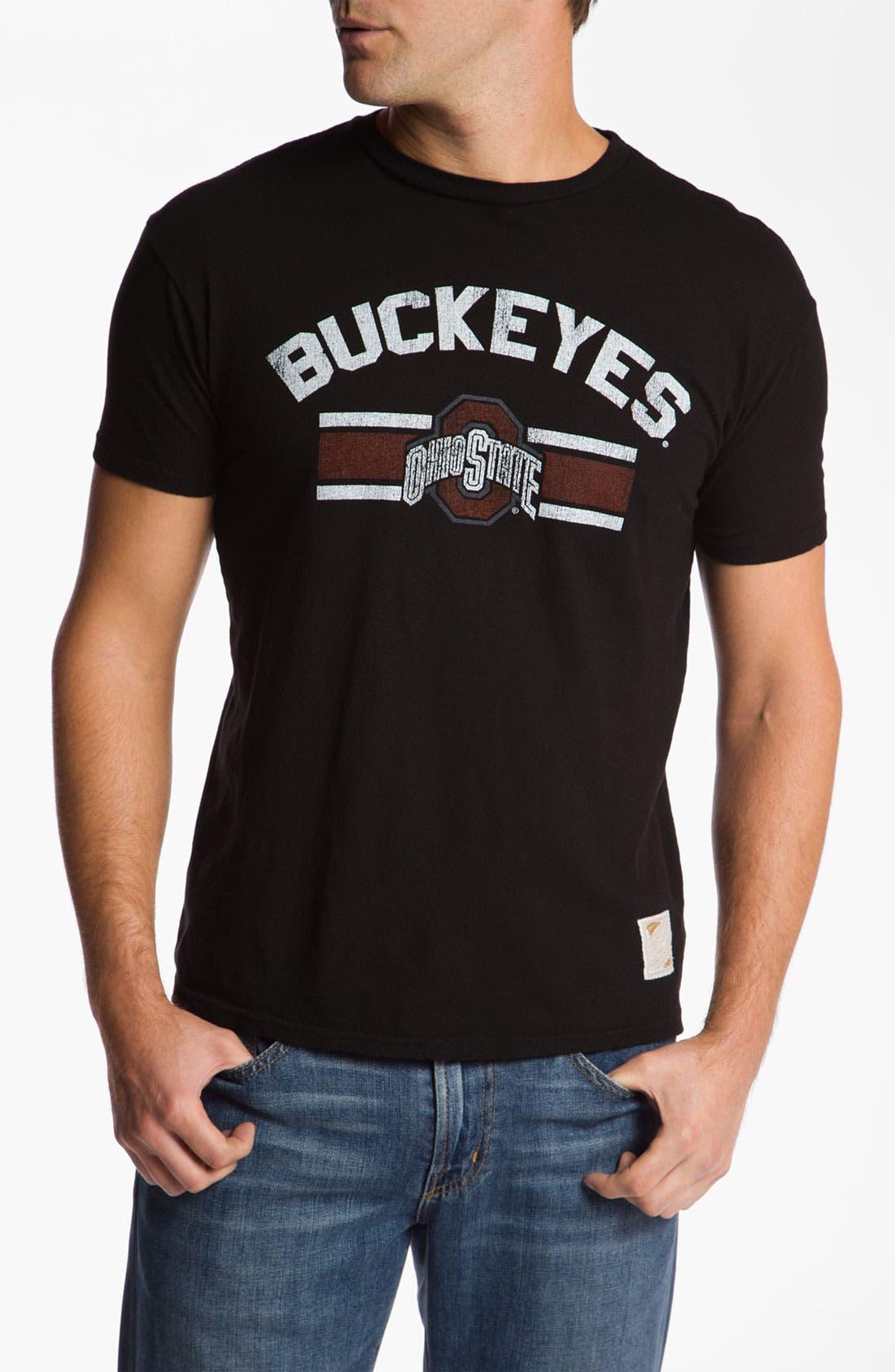 Alternate Image 1 Selected - The Original Retro Brand 'Ohio State Buckeyes' T-Shirt