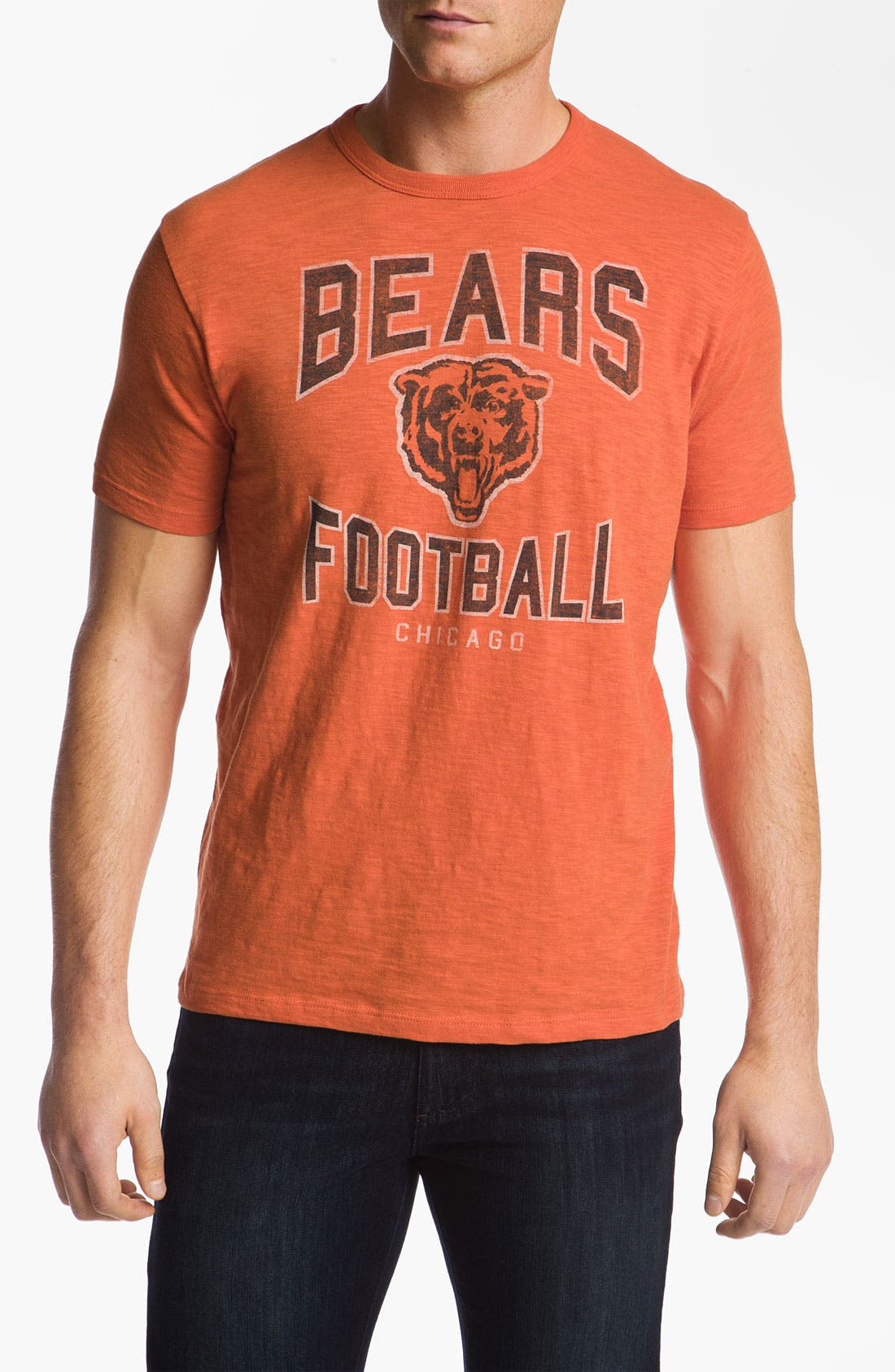 Alternate Image 1 Selected - Banner 47 'Chicago Bears' Slubbed Crewneck T-Shirt