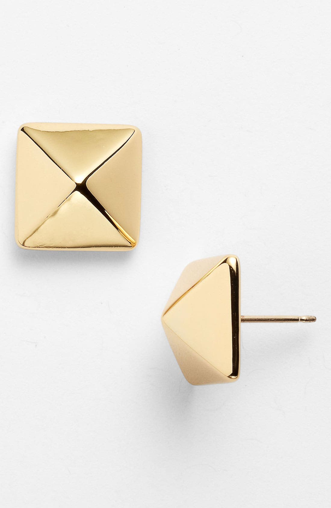 Main Image - kate spade new york 'locked in' small stud earrings