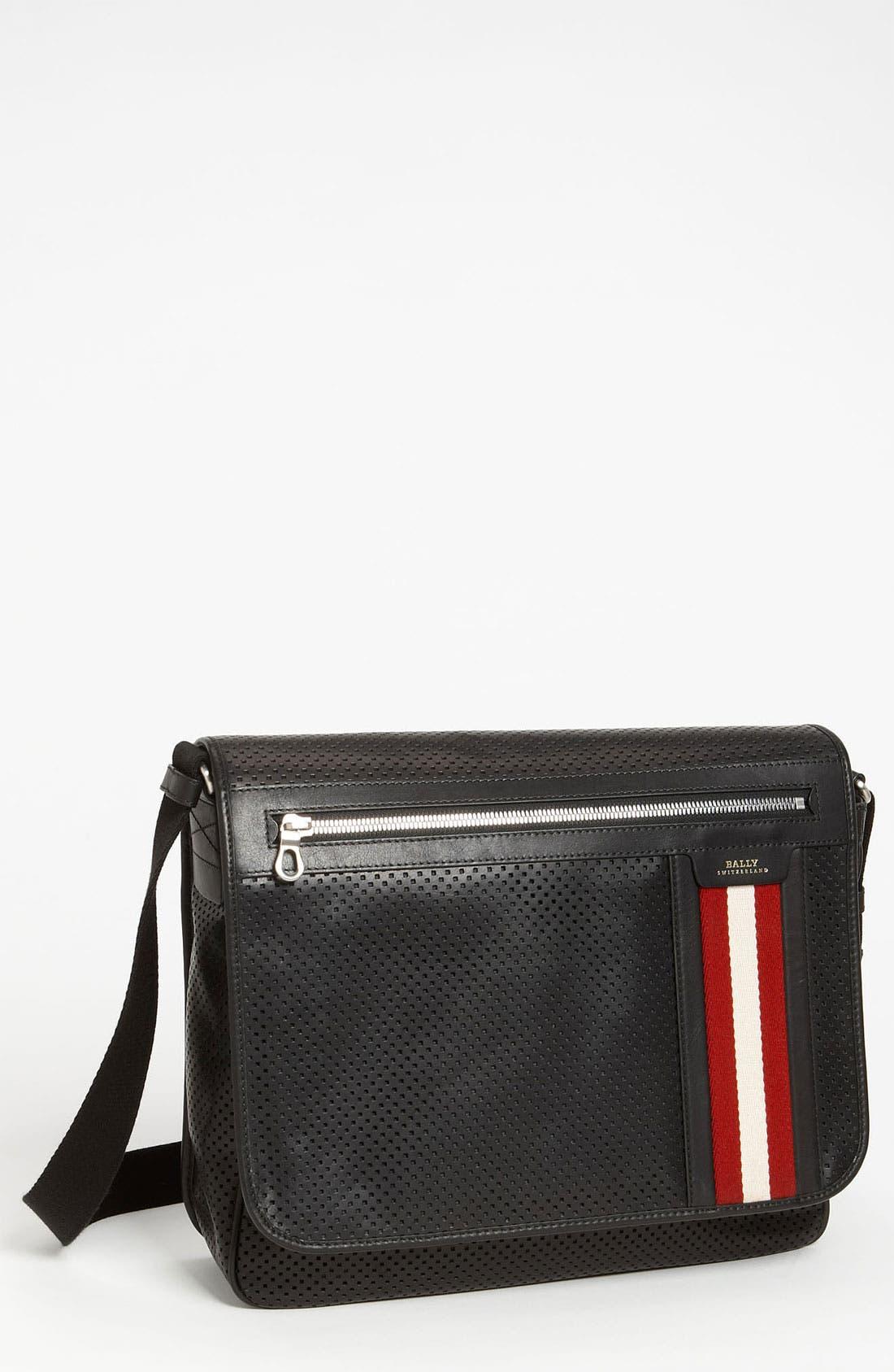 Alternate Image 1 Selected - Bally 'Oslo - Large' Messenger Bag