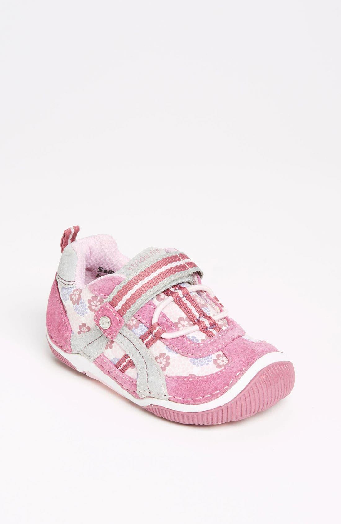 Alternate Image 1 Selected - Stride Rite 'Maive' Sneaker (Baby, Walker & Toddler)