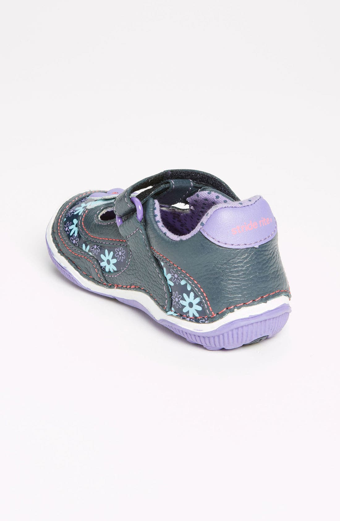 Alternate Image 2  - Stride Rite 'Rain' Sneaker (Baby, Walker & Toddler)