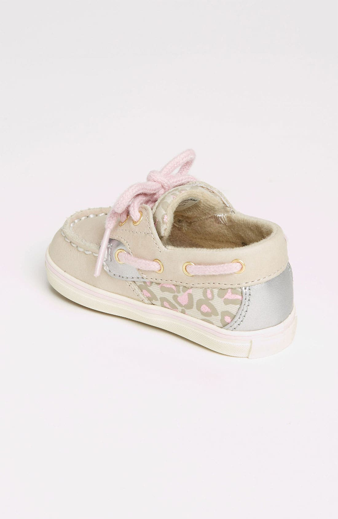 Alternate Image 2  - Sperry Top-Sider® 'Bluefish' Crib Shoe (Baby)